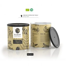 Cafea premium mocha 0,25kg Peru Organic, Hardy Caffe