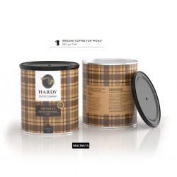 Cafea premium mocha 0,25kg Universo Blend, Hardy Caffe