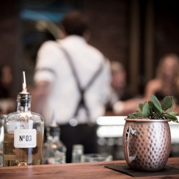 Cana 500ml Moscow Mule