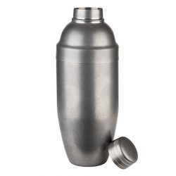 Shaker Classic 700 ml, metal anticat