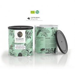 Cafea boabe premium 0,25kg Zanzibar Organic, Hardy Caffe