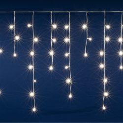 Perdea de lumini cu 400 LED-uri cu legare în serie