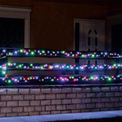 Ghirlanda 14m cu 200 LED-uri 8 programe