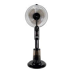 Ventilator cu pulverizator 75W negru