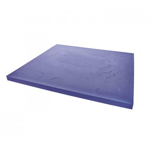Tocator profesional 50x35x1,8cm Albastru