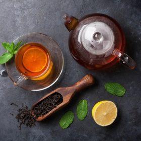 Pahar hot drink