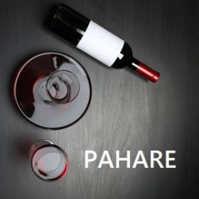 Pahare si carafe